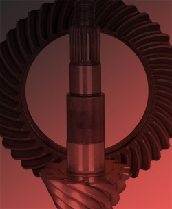 Ring and Pinion Gearing