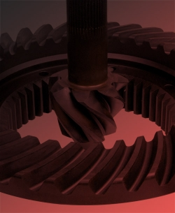 Ring & Pinion Gearing