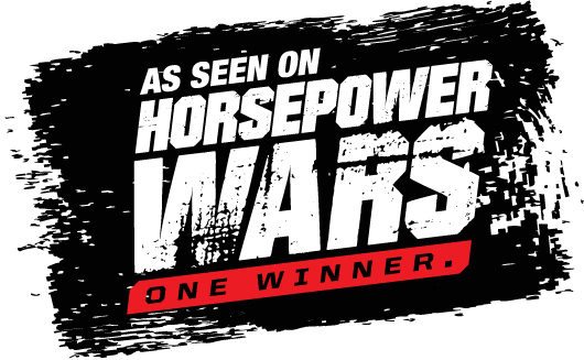 Horsepower Wars Logo