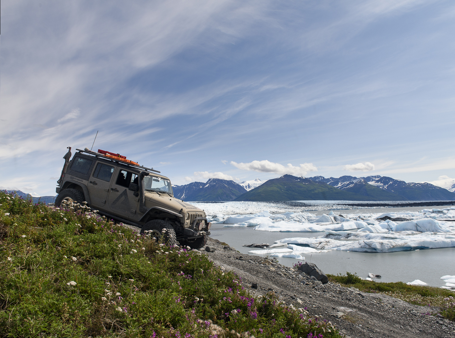 Jeep Journey to the Arctic Circle