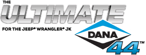 Ultimate Dana 44 Logo