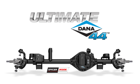 Ultimate Dana 44 Axle