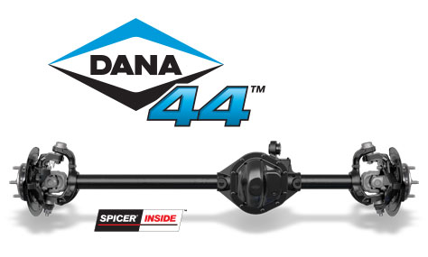 Dana Crate Axle® Program | Spicer Parts