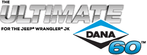 Ultimate Dana 60 Logo