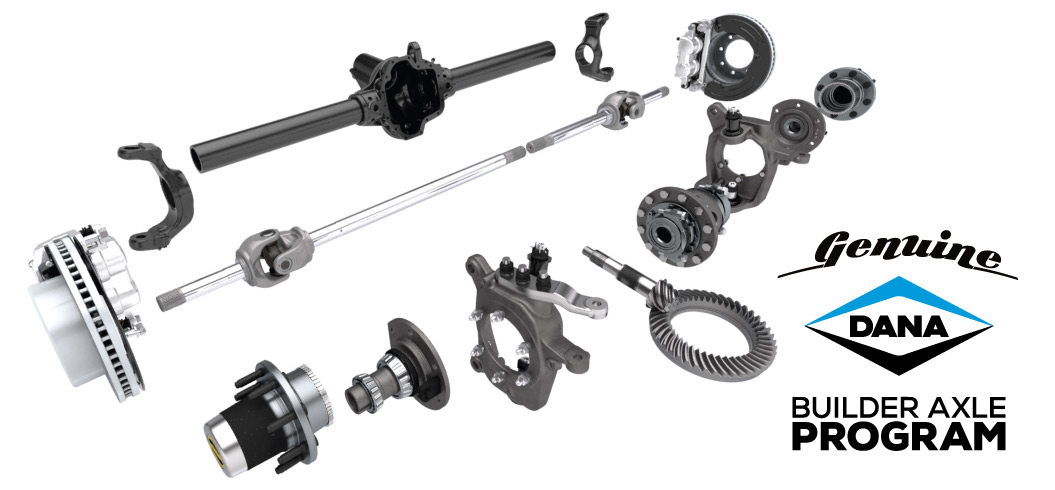 Builder Axle Program