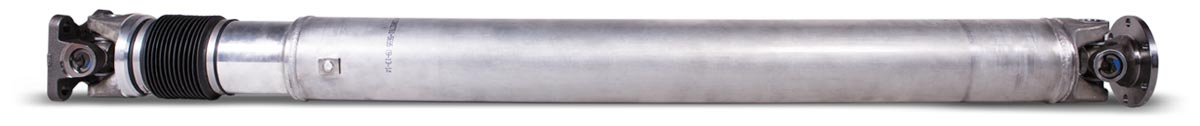 Ford Mustang Aluminum Driveshaft