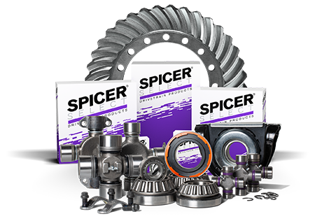 Introducing NEW Service-free U-Joints & Differential Carrier Bearing Kits.