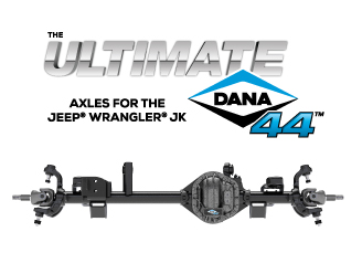 Ultimate Dana 44
