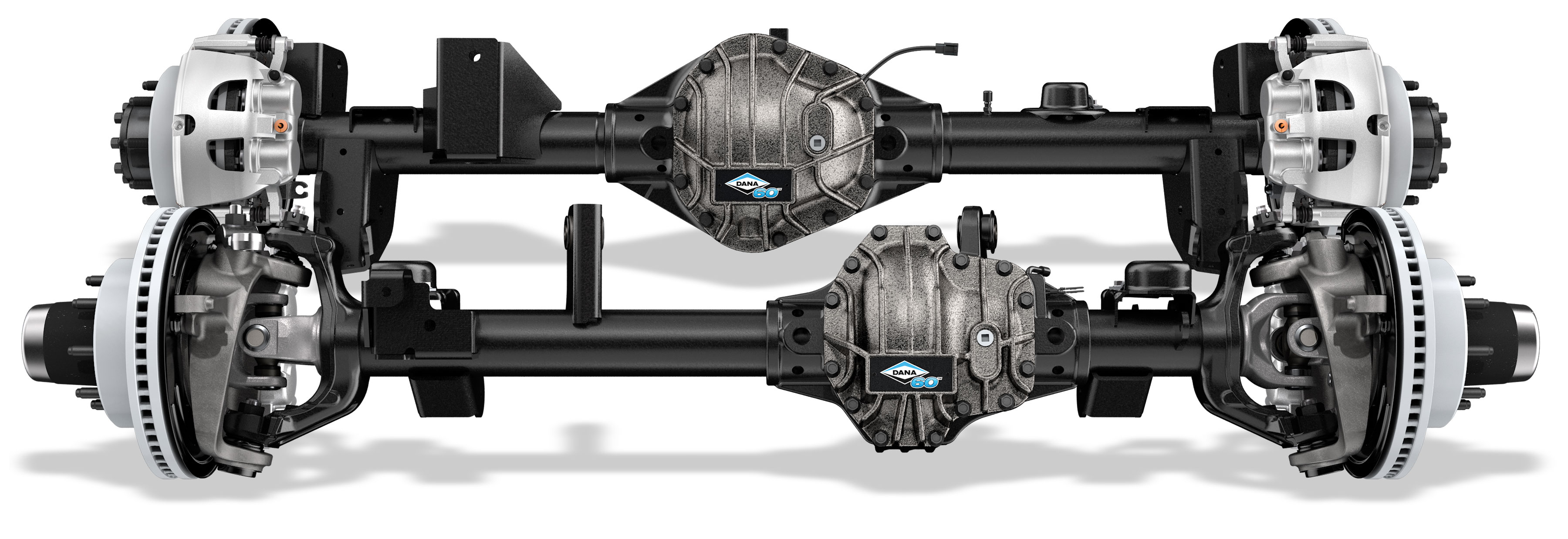 Ultimate 60 Front and Rear Axles