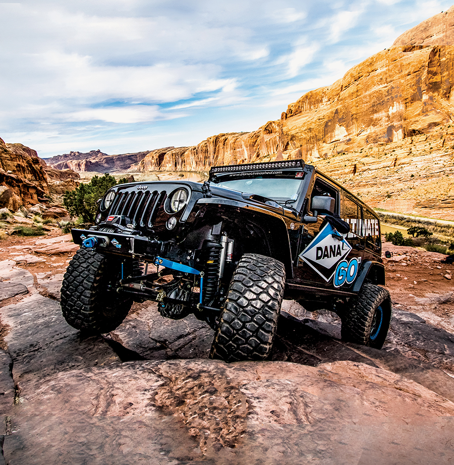 Ultimate 60 Jeep