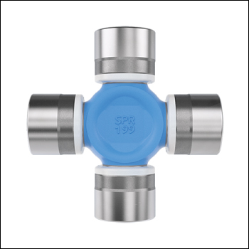 Blue Coated U-Joint