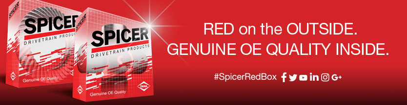 Spicer Red Box