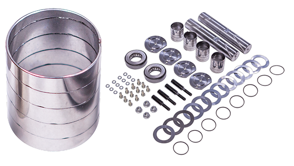 Spiecr® Sprial Stainless Steel Bushing Kits