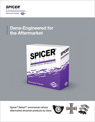Spicer® Select™ Aftermarket Products