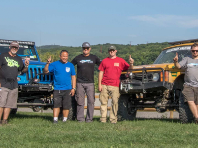 Dana Aftermarket Takes on the Ultimate Adventure 2018