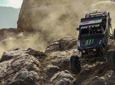 Dana Takes on the Desert at King of the Hammers