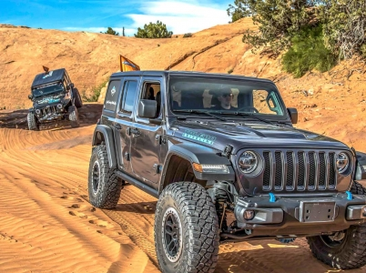 2019 Easter Jeep Safari