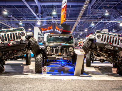 New Dana Products Awarded at SEMA 2019