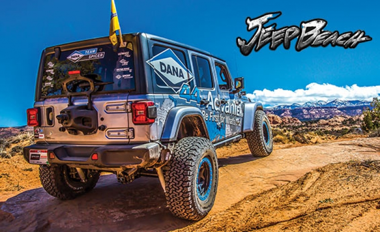 Jeep Beach April 24-29