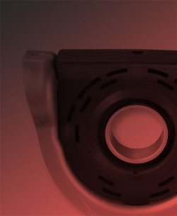 Spicer® Dura-Tune® Self-Aligning Center Bearing Assembly