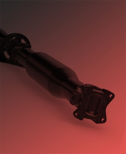 Spicer® Driveshafts for the Sprinter