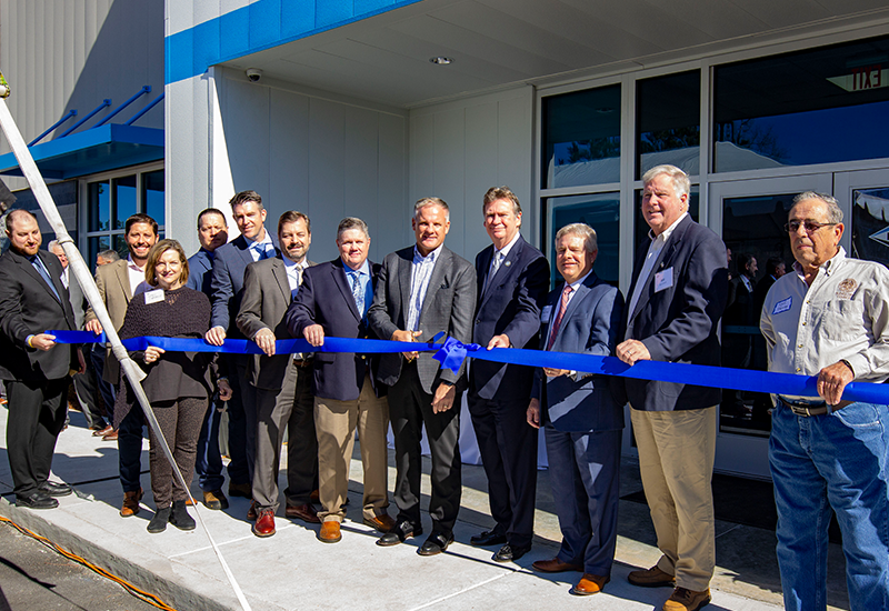 Dana Opens New Facility in Slidell, La.