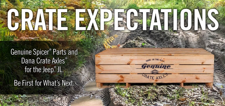 Jeep JL Crate Expections