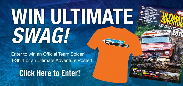 Win Ultimate Swag!